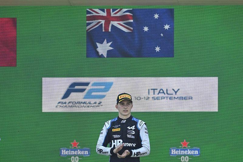 Kemenangan di Monza Jadi Ajang Penebusan Oscar Piastri