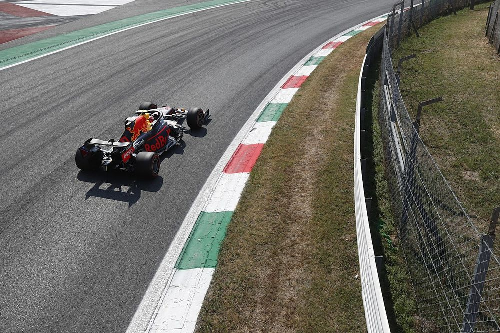 FIA insists Red Bull was warned over Perez's Monza F1 penalty