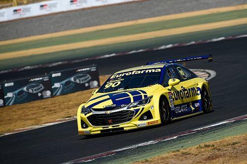 Stock Car: Ricardo Maurício conquista pole da primeira corrida de domingo em Goiânia