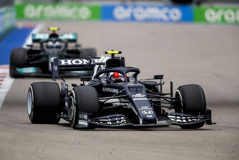 Két F1-es pilóta veretlen csapaton belül – így állnak az időmérős párharcok az Orosz Nagydíj után