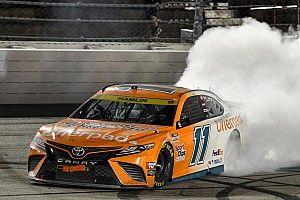 NASCAR Playoff-Auftakt Darlington: Denny Hamlin feiert ersten Saisonsieg