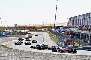 Dutch Grand Prix levert F1 zestien positieve coronatests op