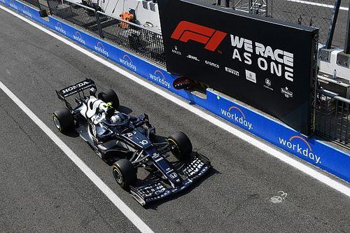 La parrilla del GP de Italia 2021 de F1: Gasly, al pitlane