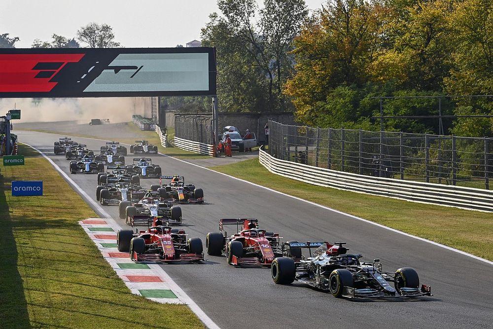 """Leclerc: """"Beşinci sıra yarışa başlamak için güzel bir yer"""""""