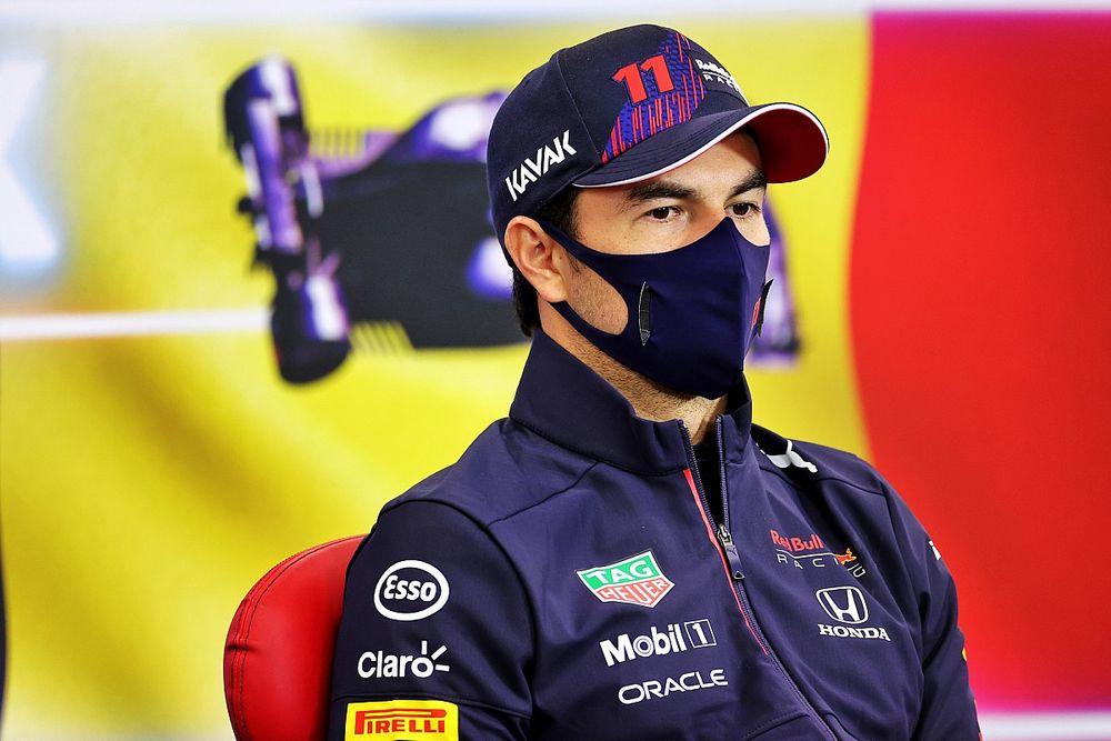 Sergio Perez Tahu Masa Depannya Aman di Red Bull