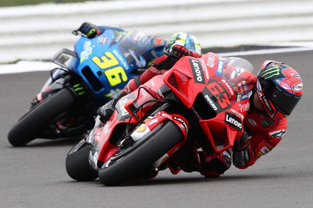 """Bagnaia: """"La Ducati ha fatto uno step enorme dal 2019"""""""