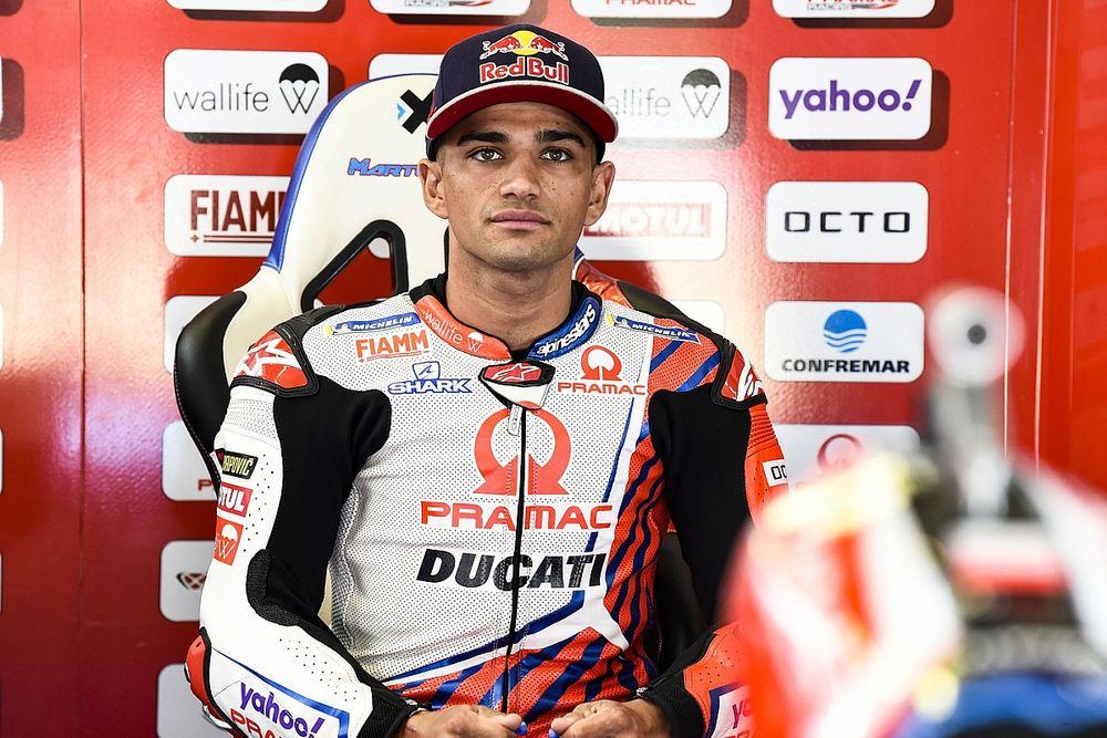 Statistik Impresif Jorge Martin Jelang MotoGP Austria