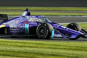 Грожан во второй раз поднялся на подиум в гонке IndyCar