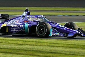 Grosjean troisième sur la grille à Indianapolis