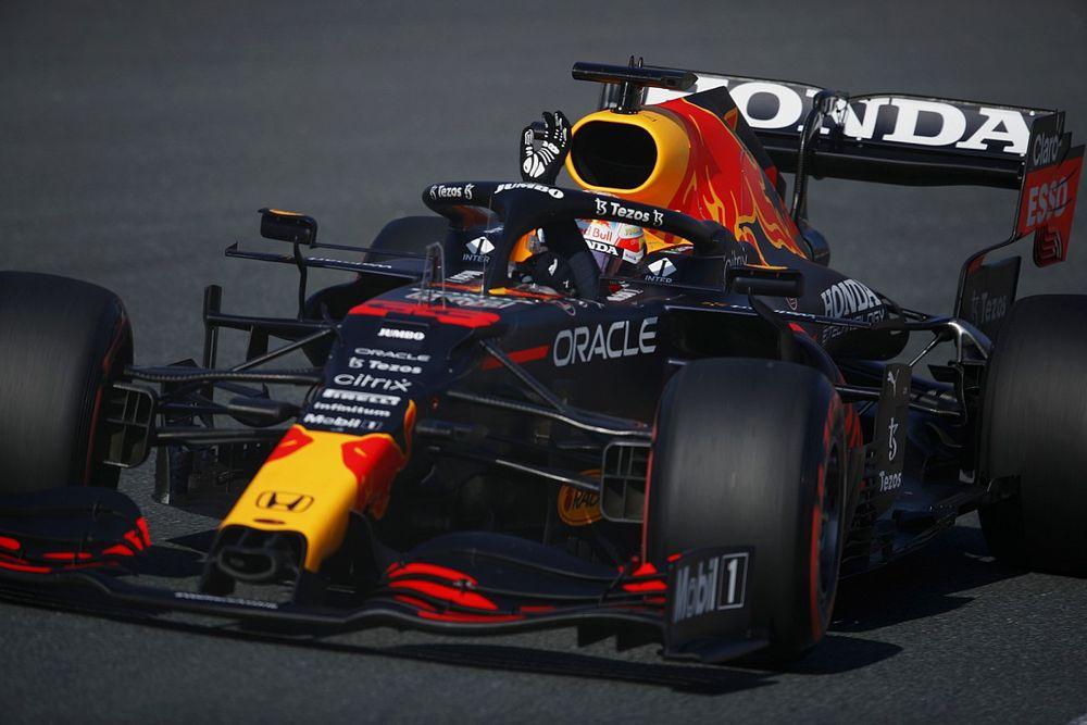 F1: Verstappen in trionfo a Zandvoort, Mercedes battuta