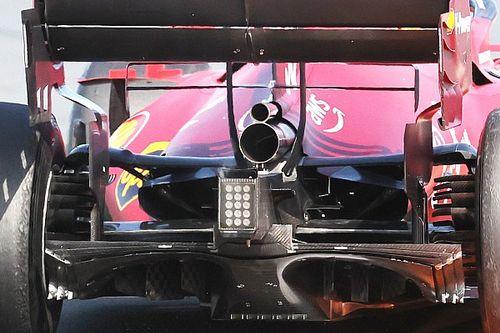 Технический брифинг: обновления Ferrari для Зандфорта