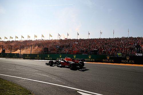 "Domenicali: Zandvoort proves drivers should be ""soul"" of F1"