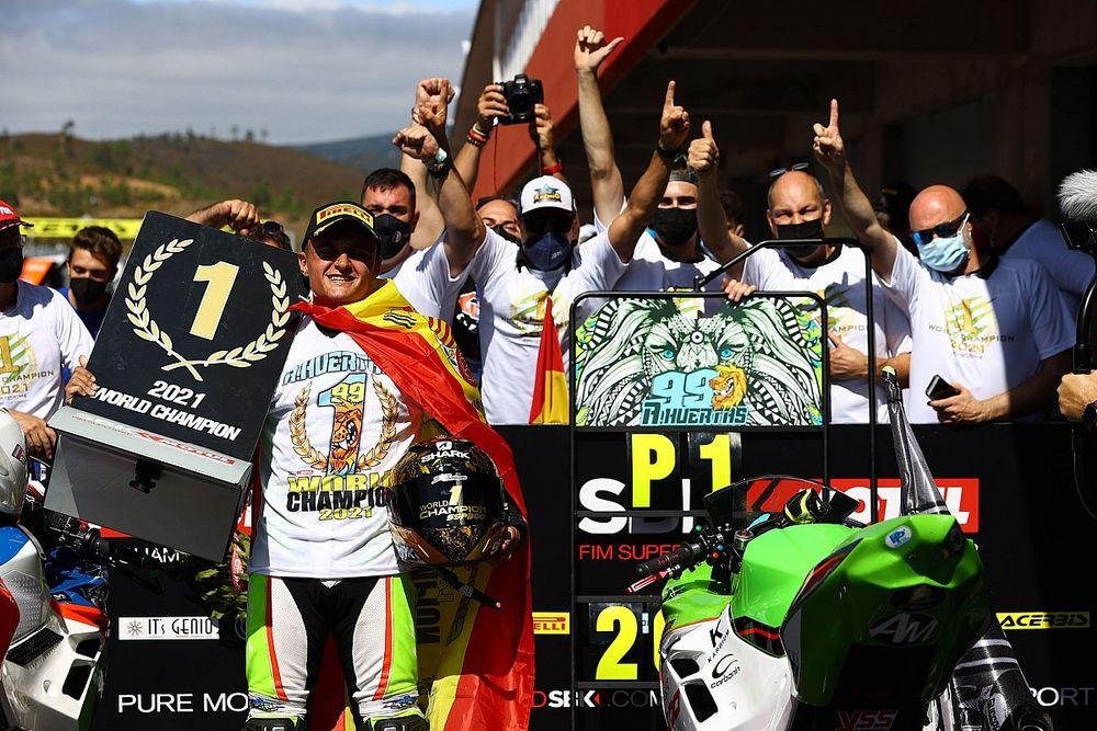 SSP300, Portimao: Huertas perfetto conquista titolo e vittoria