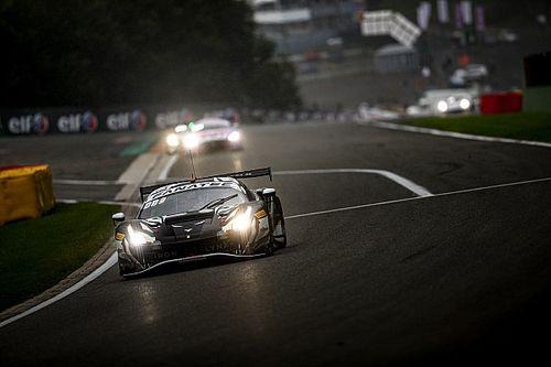 Spa 24h: Iron Lynx Ferrari still leads at halfway