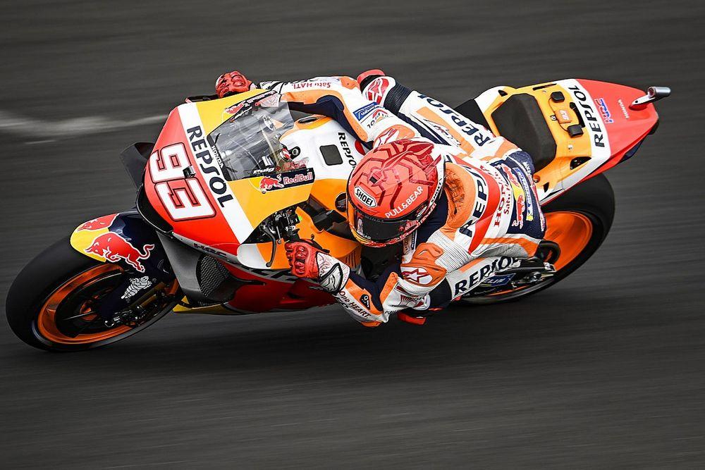 Marc Marquez Tak Ingin Hanya Jadi Pembalap Terbaik Honda
