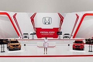 Honda Jakarta Center Gelar Virtual Expo Honda 2021