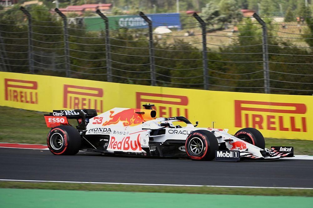 Red Bull: Verstappen zit in goede positie met motorcomponenten