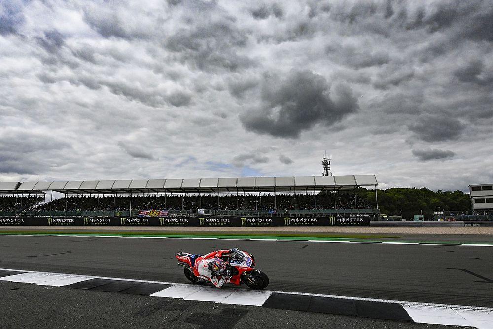 Silverstone Gelar MotoGP Inggris Awal Agustus 2022