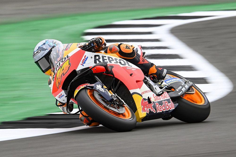 【リザルト】MotoGP第12戦イギリスGP 予選タイム結果