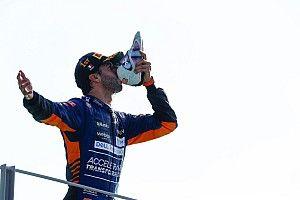 Ricciardo se voyait gagner avant l'accrochage Verstappen-Hamilton