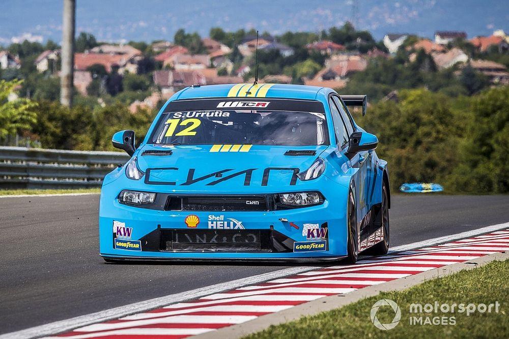 WTCR: Urrutia domina Gara 2 all'Hungaroring