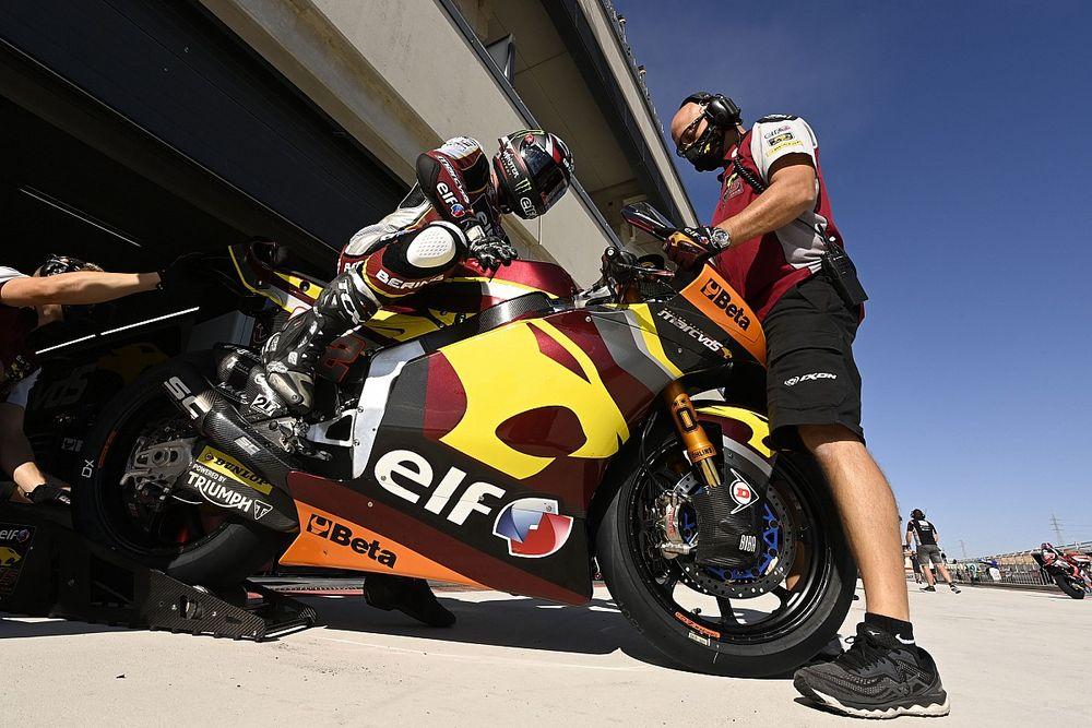 Moto2アラゴン予選:好調ロウズ、今季5度目PP。小椋藍は5番手セカンドロウに並ぶ