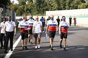 Mazepin, Ralf Schumacher'in eleştirilerini önemsemedi
