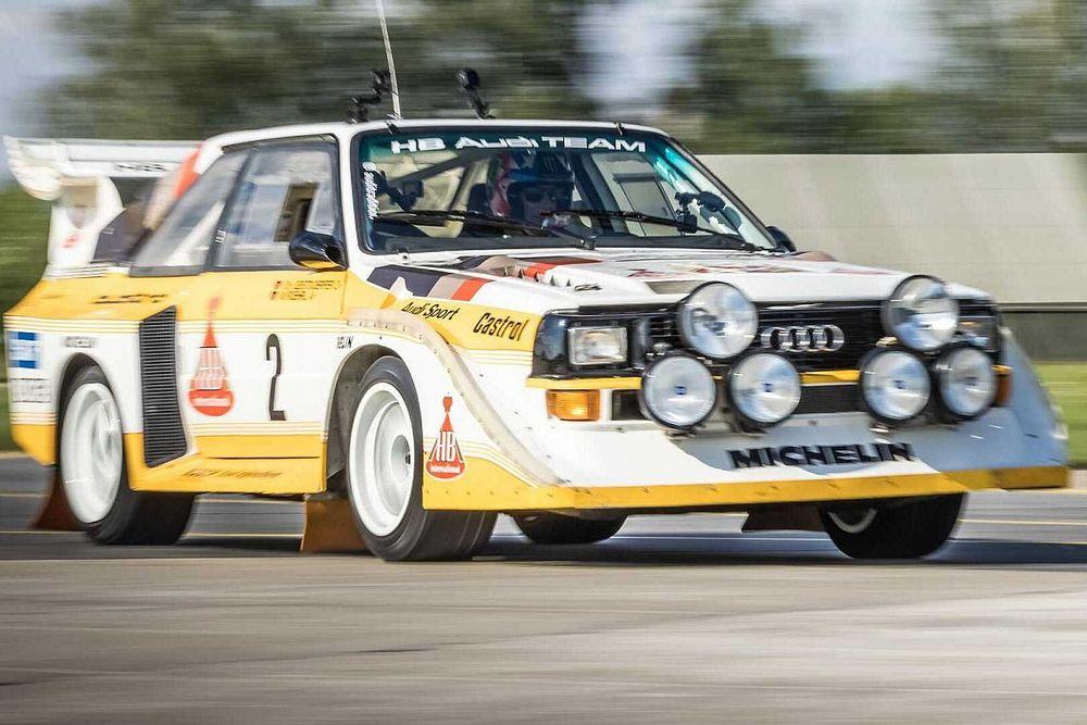 Ken Block Resmi Jalin Kerja Sama dengan Audi