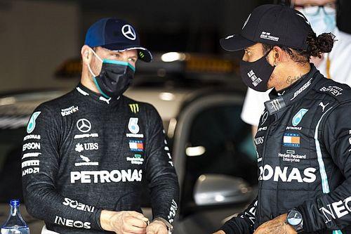 """Wolff: """"Mercedes, sürücülerini daha iyi yönetmeli"""""""