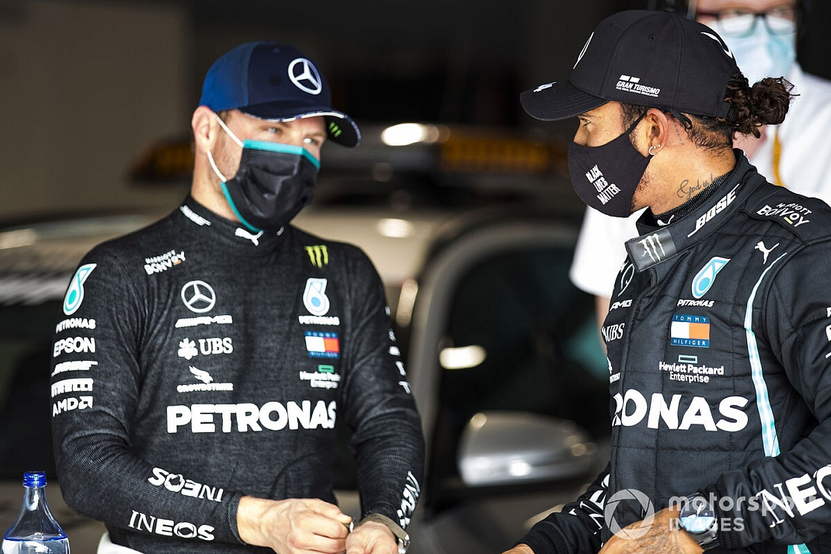 "Mercedes must avoid ""exuberance and depression"" over driver form"