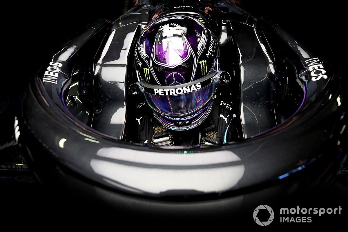 Hamilton relata dificuldade e explica como bateu Bottas pela pole