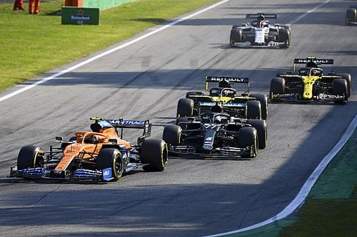 F1 sprint race decision due before 2021 season start