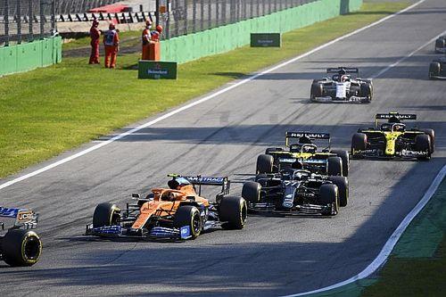 Los equipos de F1 apoyan las carreras al sprint los sábados