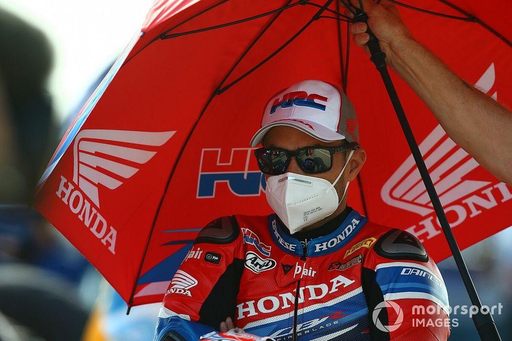Haslam suggests Honda future hinges on WSBK status