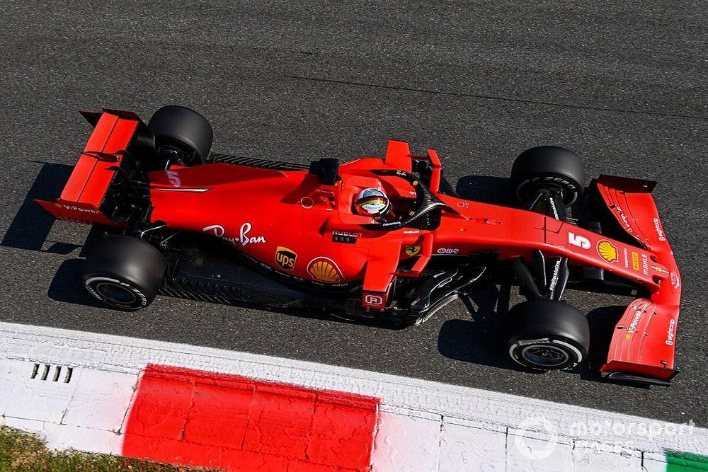 La Scuderia Ferrari aura une livrée spéciale au Mugello
