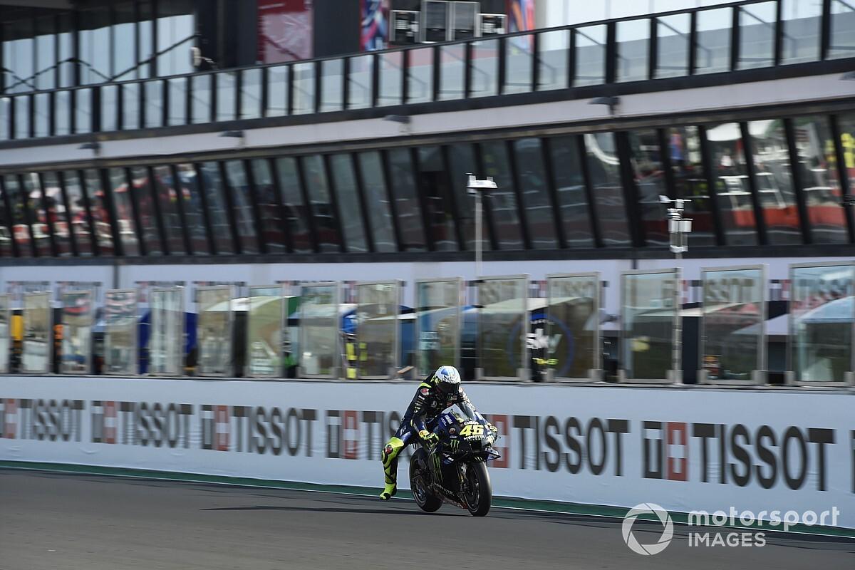 """Rossi: """"El error fue mío; el Mundial está abierto, aún puede pasar cualquier cosa"""""""