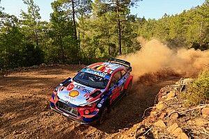 Le WRC attend la décision de Hyundai pour 2022