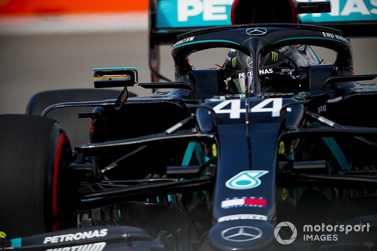F1: Hamilton è lo zar in qualifica a Sochi