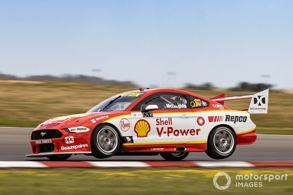 Penske: No decisions yet on McLaughlin or Supercars future