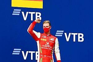 F1デビューが叶ったミック・シューマッハー「ハース、フェラーリ、両親……皆のおかげ」