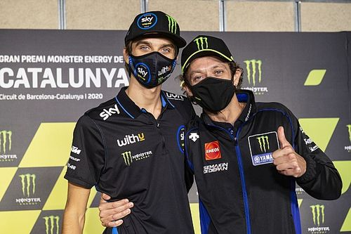 "Rossi: ""Vorrei Marini con Avintia, ma VR46 non va in MotoGP"""