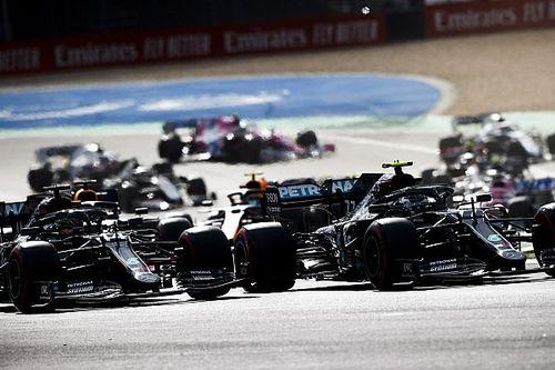 2020 F1 Eifel Grand Prix race results