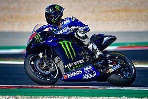 Las increíbles fotos que dejó el test de MotoGP en Portimao