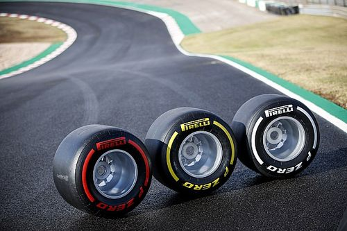 Pirelli F1 estrenará en el GP Portugal su neumático más duro