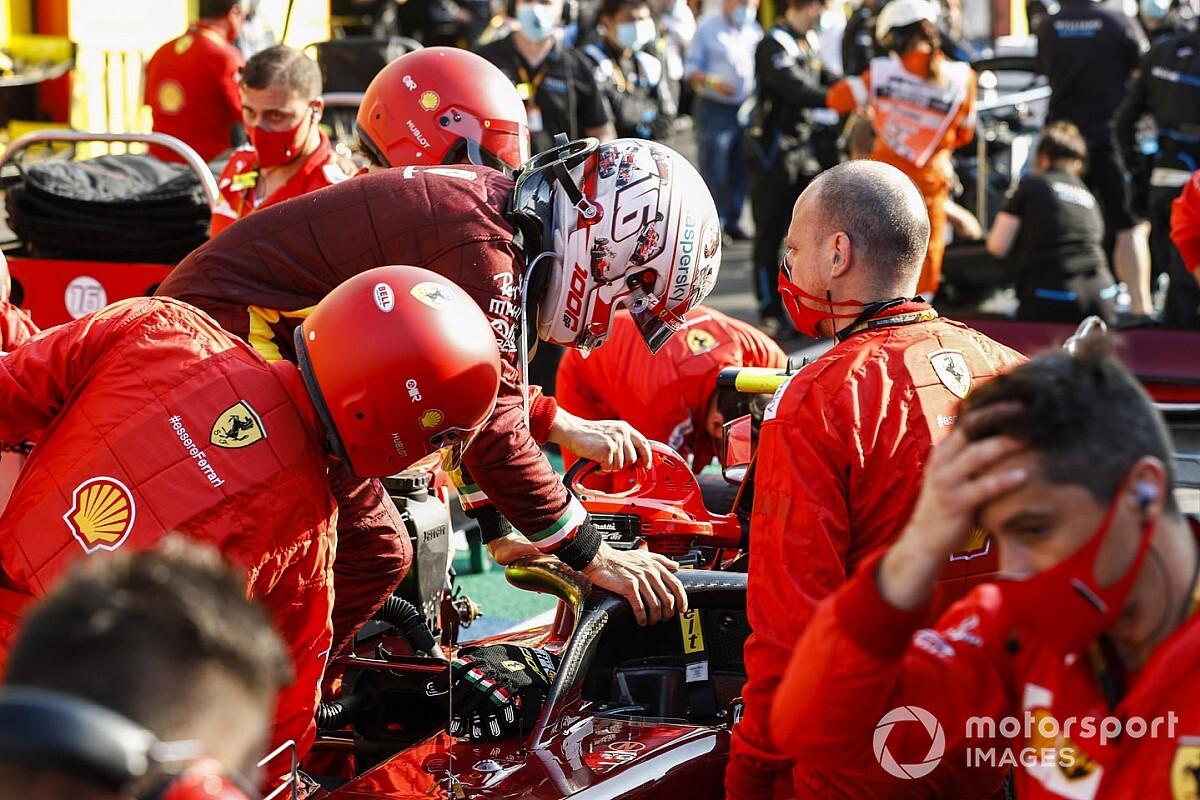 """El jefe de Ferrari: """"Estamos en un hoyo en F1, no hay excusas"""""""