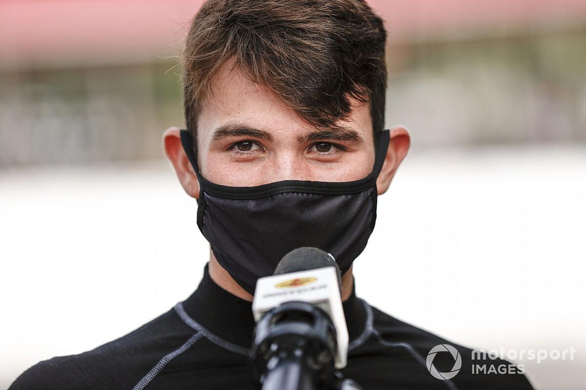 O'Ward zostaje w McLarenie