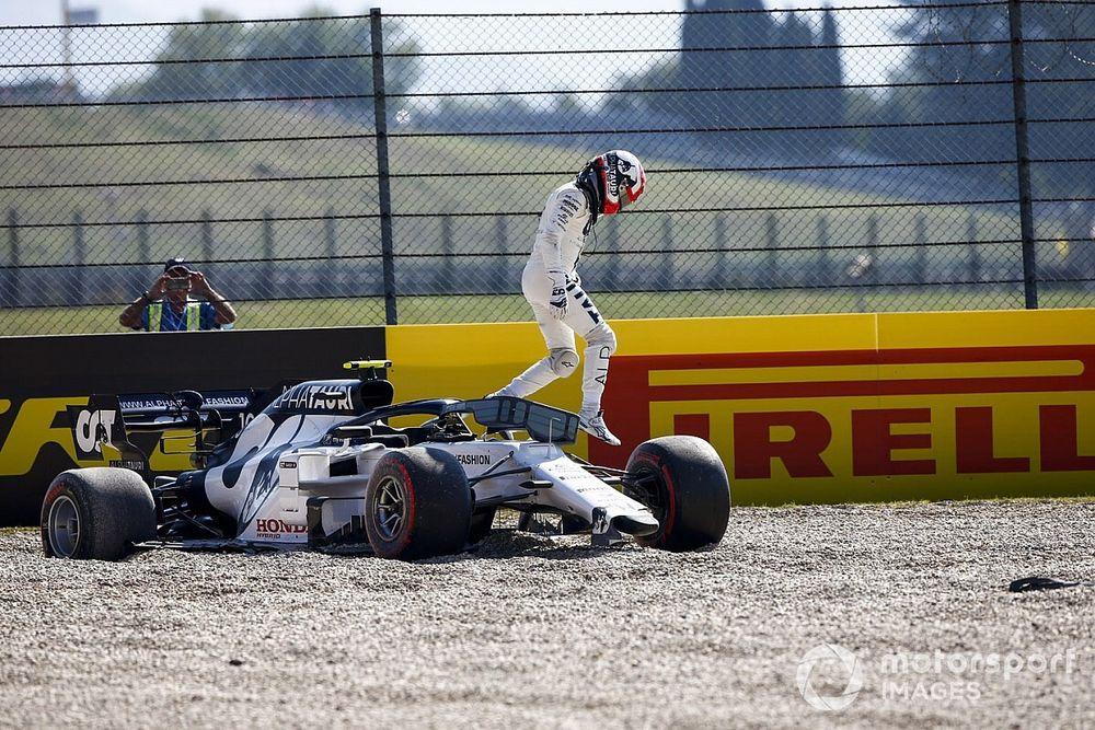 Gasly ancora in testa nel Motorsport.com Italian Trophy