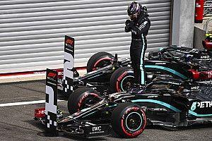 GP de Bélgica F1: Hamilton aplasta al resto y Ferrari sufre