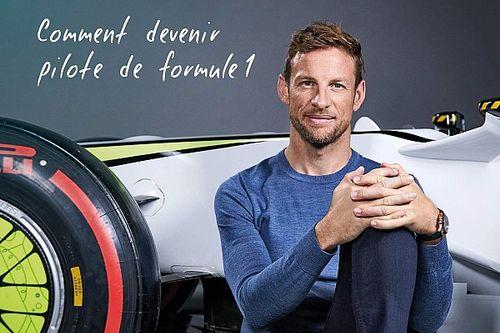 Jenson Button sort un deuxième livre chargé d'humour et d'anecdotes
