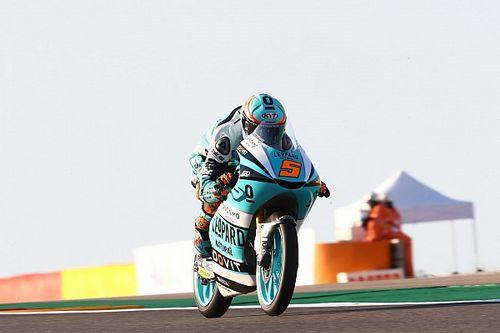 Moto3 - Aragón: gran victoria de Masià y primer podio de Fernández
